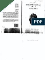 Formas Basicas de La Angustia - Fritz Riemann