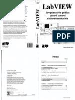 LabVIEW Programación Gráfica Para El Control de Instrumentación - Lázaro, Antonio Manuel - Paraninfo