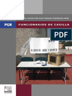 Manual de Delitos Electorales - FEPADE