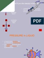 3.2 Understanding Presure in Liquids
