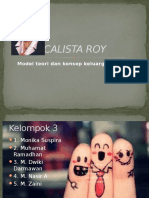 Calista Roy