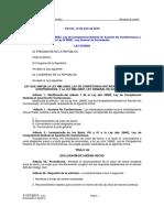 Union de Hecho Notarial Word