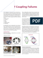 Causes of Coupling Failures