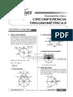 Tema 04 - Circunferencia Trigonométrica II