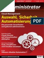 IT-Administrator - Juli 2016