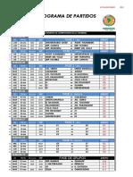Fixture Copa Libertadores 2017