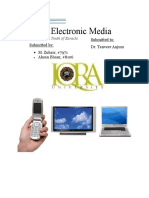 Pakistan Electronic Media