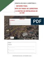 Informe Final Carreteras 2
