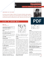 Chess Vibes entrenamiento de apertura 9