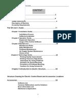 Xaar 128 OpGuide Opt | Electrostatic Discharge | Power Supply