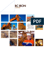 BC IRON LIMITED17-Oct-14-BCI-Annual-Report.pdf
