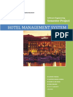 SRS-Hotel-Management-System pdf | Databases | Graphical User