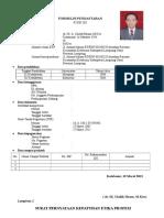Data Dr. Cholik