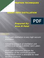 Short path distillation.pptx