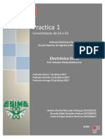 Practica 1 Electronica Lineal