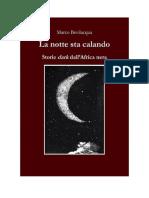 Download Il Libro La Notte Sta Calando Di Marco Bevilacqua