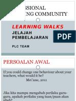 Learning Walks 2017
