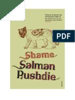 Download Il Libro Shame Di Salman Rushdie