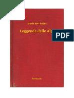 Download Il Libro Leggende Delle Alpi Di Maria Savi Lopez