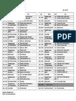 06 Schedule
