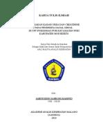 Kti Cover Aminuddin