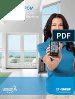 Catalogue Micronal PCM