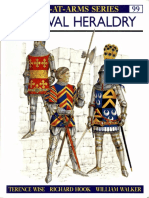 Osprey - Men at Arms 099 - Medieval Heraldry