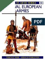 Osprey - Men at Arms 050 - European Medieval Armies