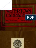 (1909) Watertown Carriage Company