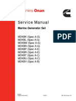 Onan Genset Service Manual