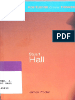 James Procter, Stuart Hall