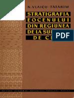 Stratigrafia Eocenului Din Regiunea de La Sud-Vest de Cluj, n., Vlaicu Tatarim, 1963 - Book