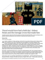 'Freud would have had a field day'- Sid...de him | Art and design | The Guardian