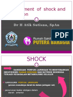 Management of Shock and Circulation