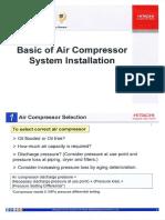 Basic of Compressor- Hitachi