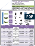 power semiconductor devices poster