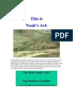 Is This Noah Ark ?