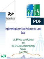 Implementing Green Roof Projects at the Local Level-neelampatel