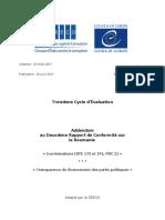 Aprecieri europene pentru justiția din România