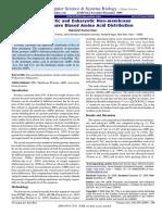 Prokaryotic and Eukaryotic Nonmembrane Proteins Have Biased Amino Acid Distribution