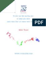 com Tuyen Tap de Thi Dai Hoc 2002-2010