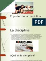 El Poder de La Disciplina 1