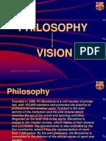 FC Barcelona Philosophy