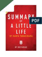 Download Il Libro a Little Life Di Instaread
