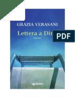 Download Il Libro Lettera a Dina Di Grazia Verasani