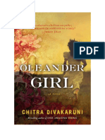Download Il Libro Oleander Girl Di Chitra Banerjee Divakaruni