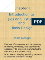 Chapter 1 design jig and fixture