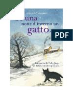 Download Il Libro Se Una Notte d Inverno Un Gatto Di Denis o Connor