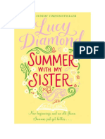 Download Il Libro Summer With My Sister Di Lucy Diamond