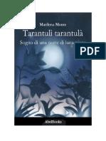 Download Il Libro Tarantuli Tarantula Di Marilena Monte